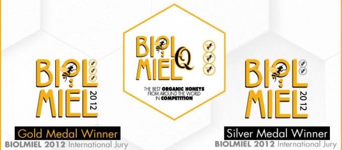 Biolmiel Gold Silver Award