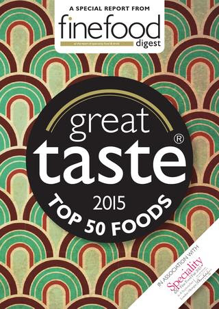 Great Taste Top50 2015 - Wild Oak Honey