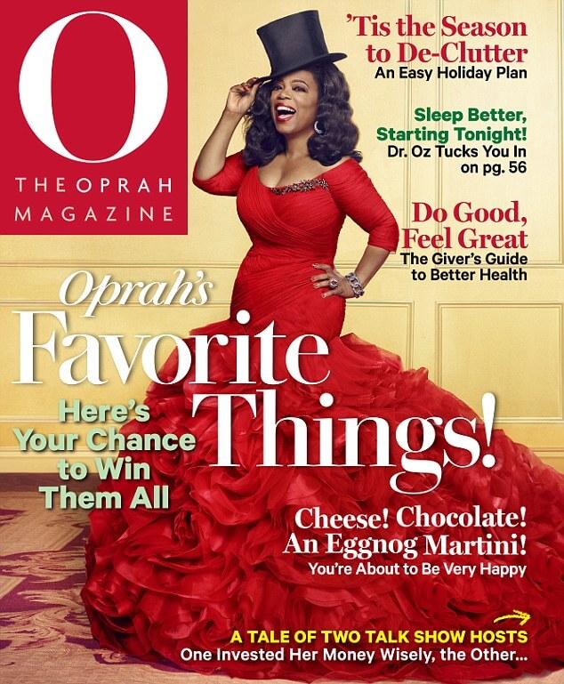 Oprah's Favorite Things 2013