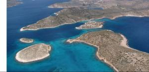 Arkoi Island Greece