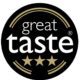 Eulogia Products Great Taste Awards 3 Star