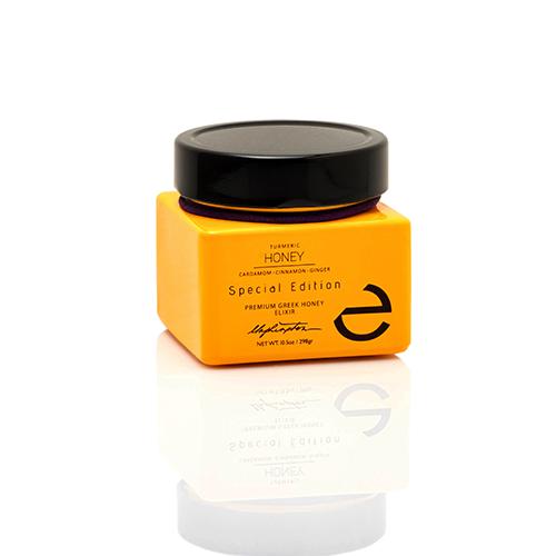 Golden Turmeric Honey