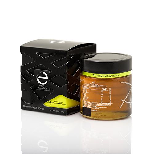 Oregano Honey Eulogia